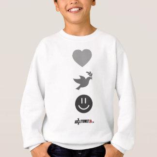 Peace, Love, Abolition Sweatshirt