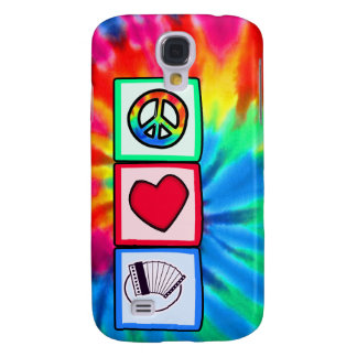 Peace, Love,  Accordions HTC Vivid Cover