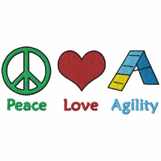 Peace Love Agility