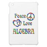 Peace Love Algebra iPad Mini Cover