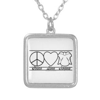 Peace Love and Angels Custom Jewelry