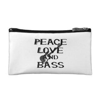 peace love and bass bernice black w guitar.png makeup bag