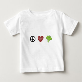 Peace, Love, and Broccoli Shirt