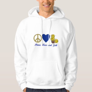 Peace, Love and Gelt Hanukkah Tees and Gifts