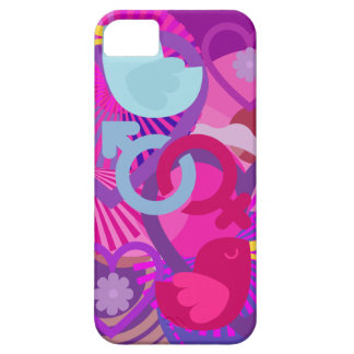 Peace Love and Happiness iPhone SE/5/5s Case