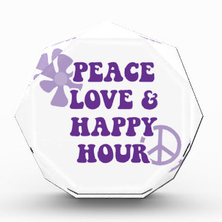 Peace Love and Happy Hour Award