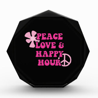 Peace Love and Happy Hour Awards
