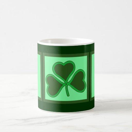 Peace,love and Irish beer Coffee Mug