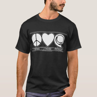 Peace Love and Karma T-Shirt