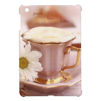 Peace, Love, and Lattes iPad Mini Case