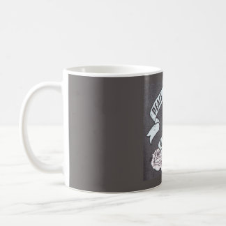 Peace, Love and Rock 'n Roll Coffee Mug