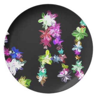 Peace Love and Unity Party Plates