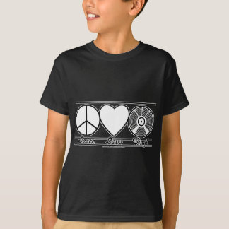 Peace Love and Vinyl T-Shirt