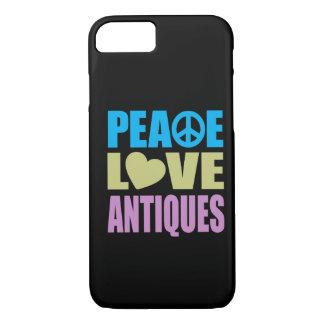 Peace Love Antiques iPhone 8/7 Case