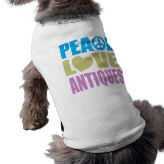 Peace Love Antiques T-Shirt