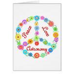 Peace Love Astronomy Cards