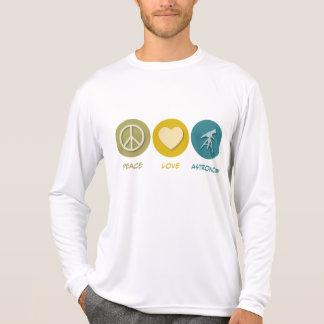 Peace Love Astronomy T-Shirt