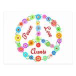 Peace Love Aunts Postcards