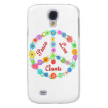Peace Love Aunts Samsung Galaxy S4 Cases