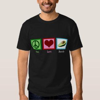 Peace Love Avocado T-Shirt