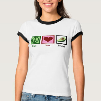 Peace Love Avocados T-Shirt