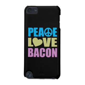 Peace Love Bacon iPod Touch 5G Case