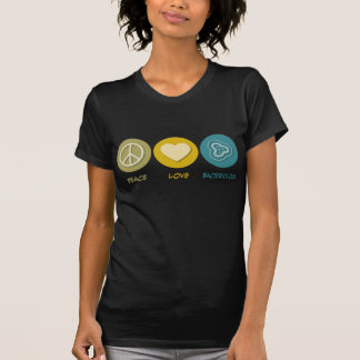 Peace Love Bacteriology Tshirt