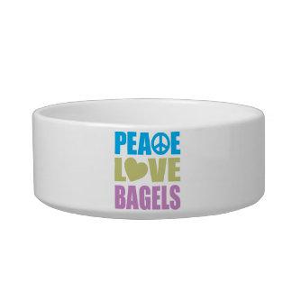 Peace Love Bagels Bowl