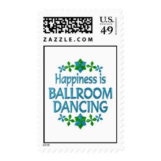 Peace Love Ballroom Dancing Postage Stamps