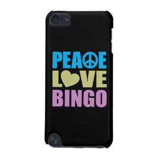 Peace Love Bingo iPod Touch (5th Generation) Cases