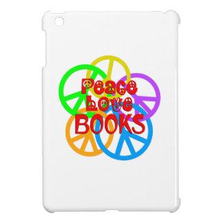 Peace Love Books Case For The iPad Mini