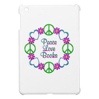 Peace Love Books iPad Mini Cover