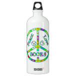 Peace Love Books SIGG Traveler 1.0L Water Bottle