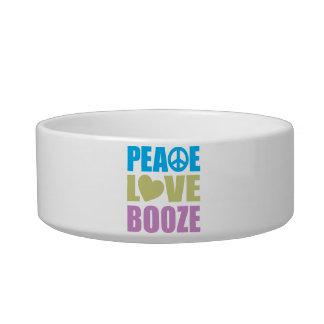 Peace Love Booze Bowl