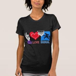 PEACE LOVE BOWL T-Shirt