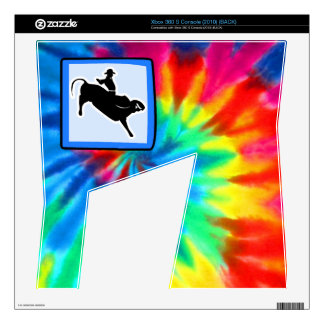 Peace, Love, Bull Riding Skins For The Xbox 360 S