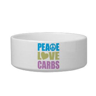 Peace Love Carbs Bowl