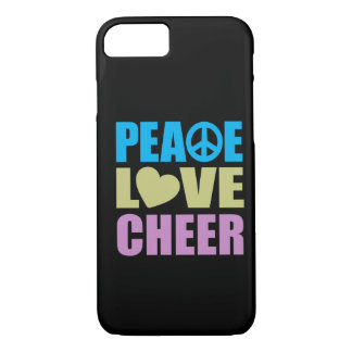Peace Love Cheer iPhone 8/7 Case
