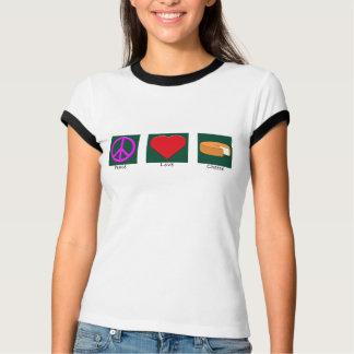 Peace Love Cheese Shirt