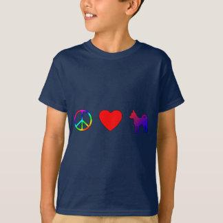 Peace Love Chihuahuas T-Shirt