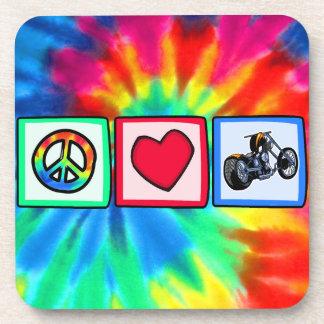Peace, Love, Choppers Coaster