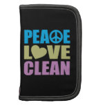 Peace Love Clean Planner