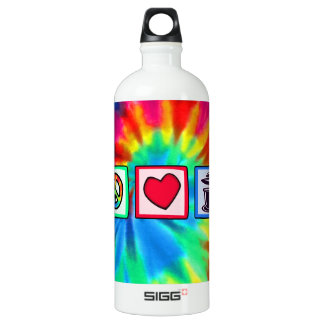 Peace, Love, Coffee SIGG Traveler 1.0L Water Bottle