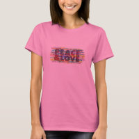 PEACE & LOVE - Come Together T-Shirt