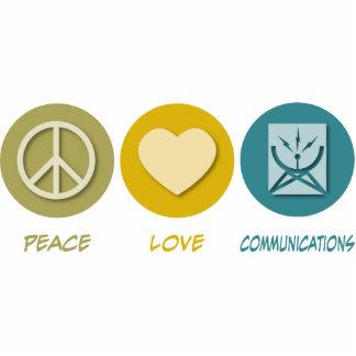 Peace Love Communications Photo Cutouts