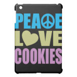 Peace Love Cookies Cover For The iPad Mini