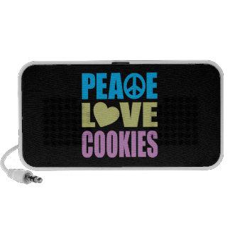 Peace Love Cookies Speaker