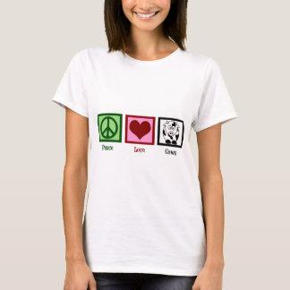 Peace Love Cows T-Shirt