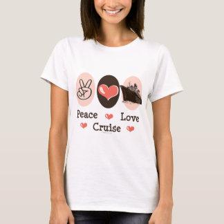 Peace Love Cruise T shirt