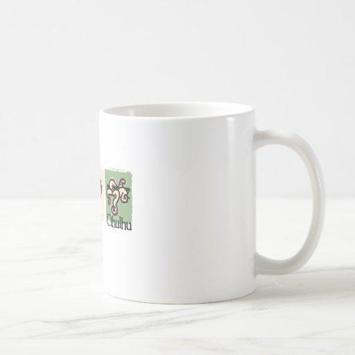 Peace. Love. Cthulhu. Coffee Mug